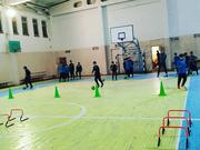 Детская футбольная школа