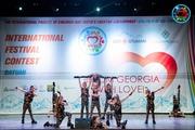 Школа танца Ксении Пахомовой ведёт набор детей на эстрадные танцы на основе хореографии